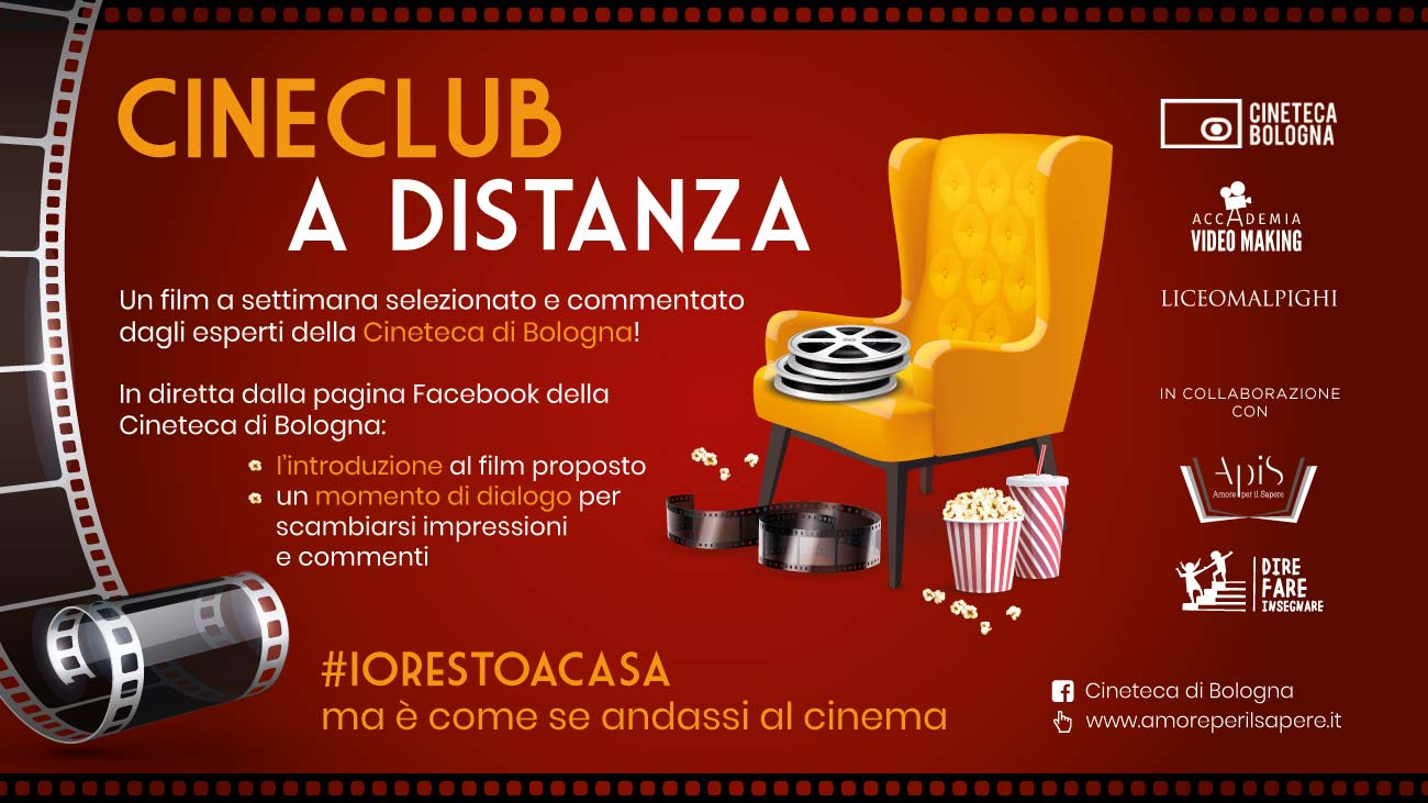 Cineclub A Distanza
